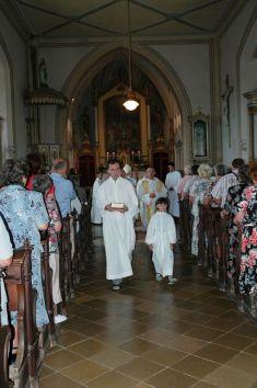 150 let posvěcení kostela veKbele