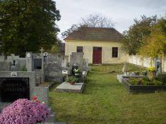 Hřbitov veKbele