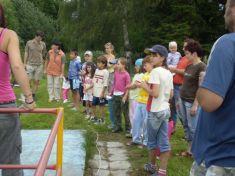 Dětský den Malinec 2008