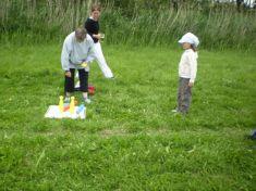 Dětský den Malinec 2011