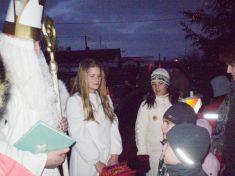 Rozsvícení vánočního stromku 2010