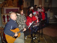 Vánoční koncert 2008