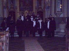Vánoční koncert 2010