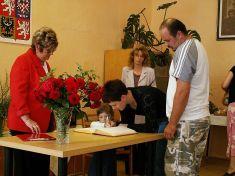 Vítání občánků 2007