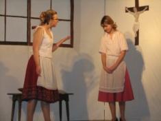 Divadelní představení Tvrdohlavá žena