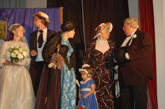Divadelní představení Slaměný klobouk