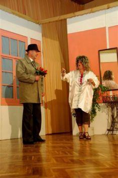 Divadelní představení Nasprávné adrese